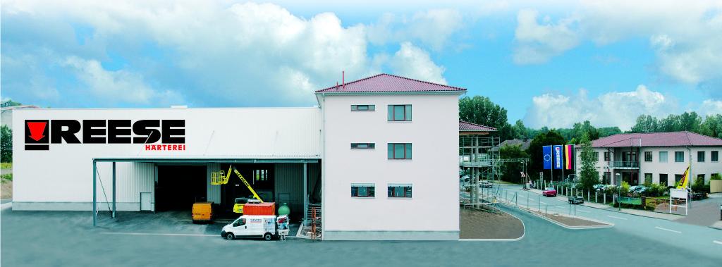 Reese Firmengebäude Collage